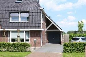 Woning in De Oostergast, Zuidhorn (Groningen)