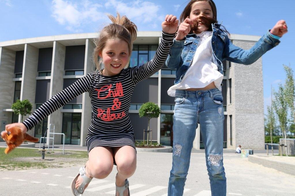 Nieuwbouwwijk De Oostergast heeft de Brede School
