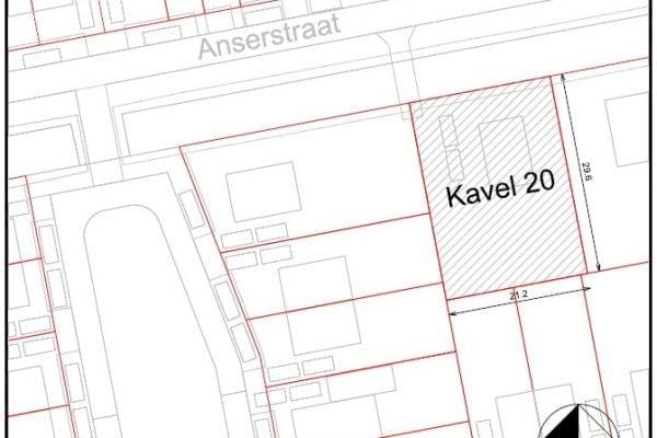 Kavel 20 kopen in De Oostergast, Groningen