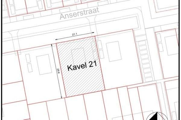 Kavel 21 kopen in De Oostergast, Groningen