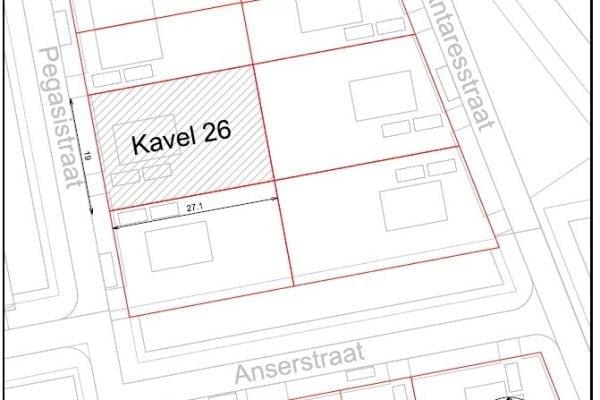 Kavel 26 kopen in De Oostergast, Groningen