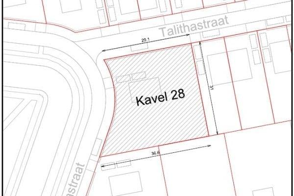 Kavel 28 kopen in De Oostergast, Groningen