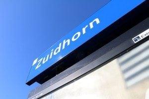 station zuidhorn