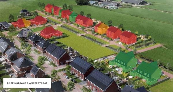 Huis kopen in provincie groningen 4 koopwoningen en 13 for Huizen te koop in groningen