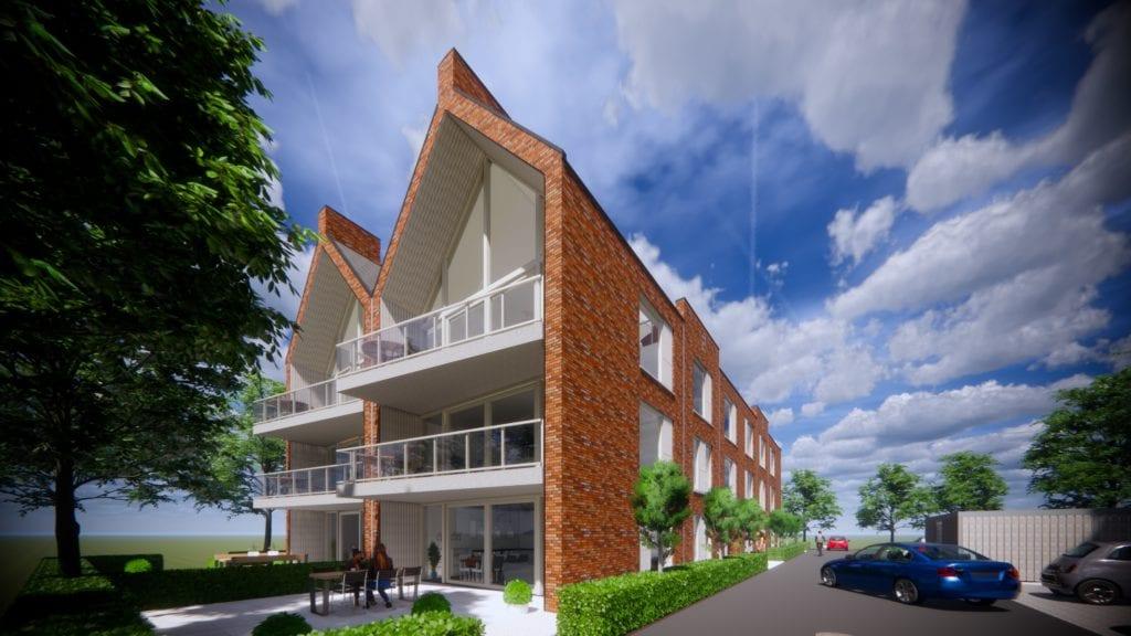 Start verkoop 12 luxe appartementen in De Oostergast
